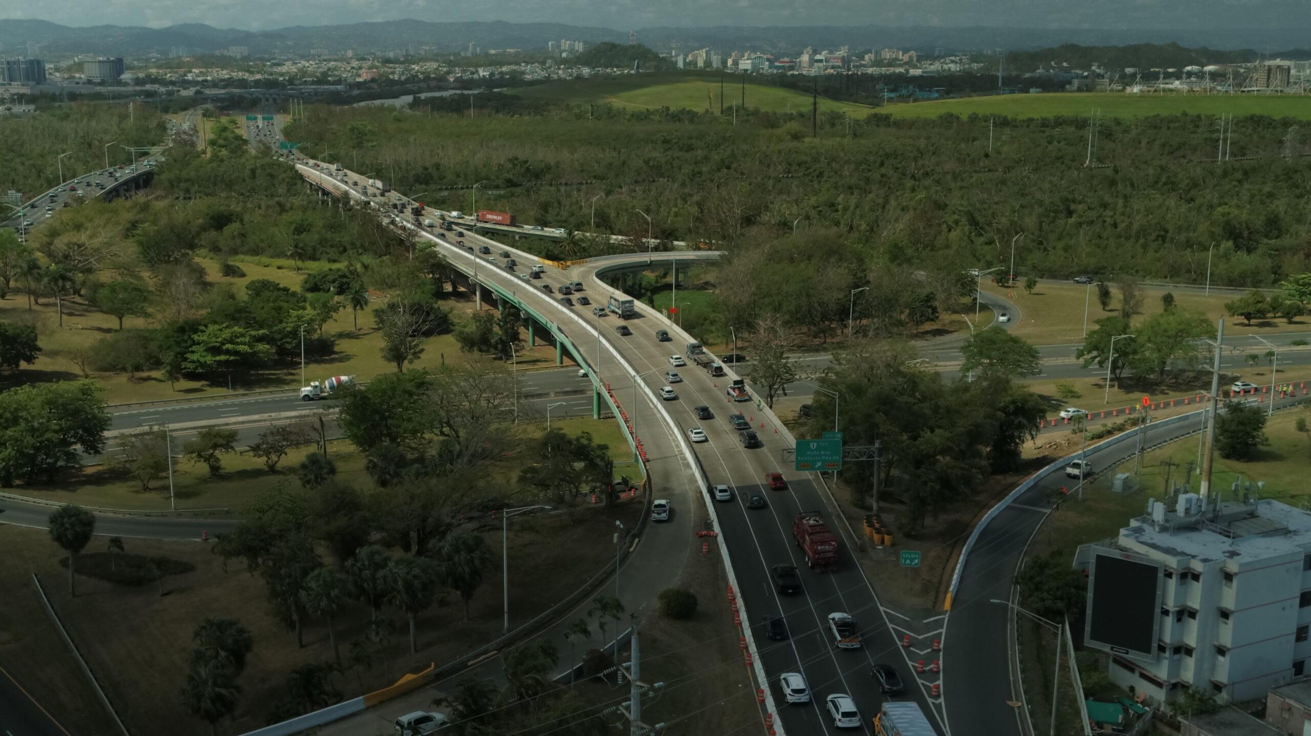 Comienza segunda fase de la rehabilitación del puente sobre el Caño Martín Peña
