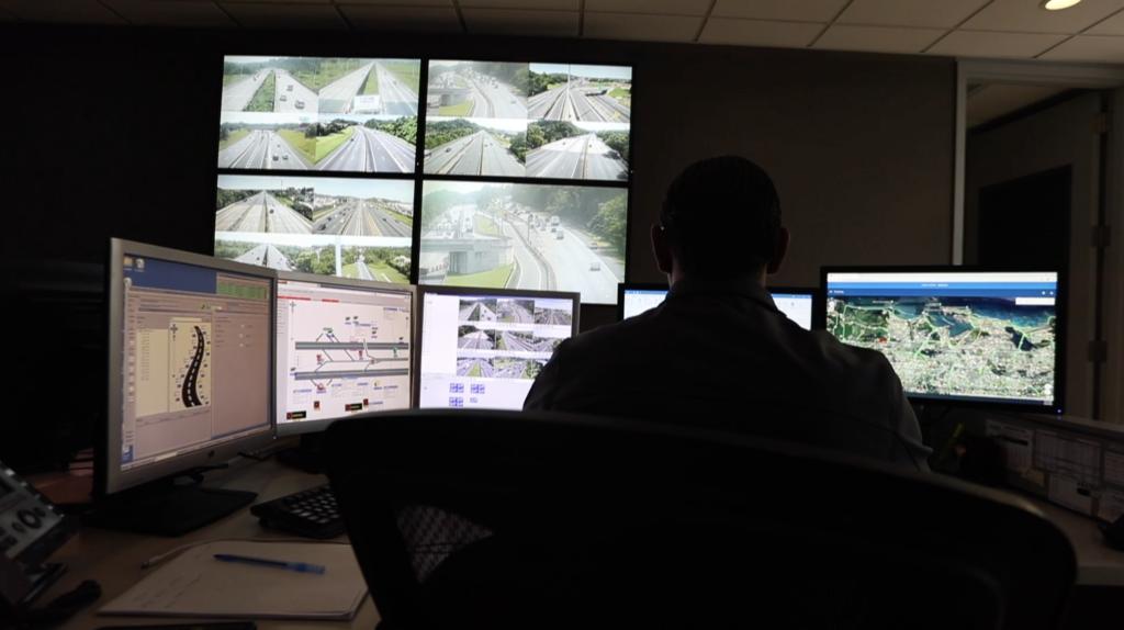 Centro de control - Asistencia en la carretera