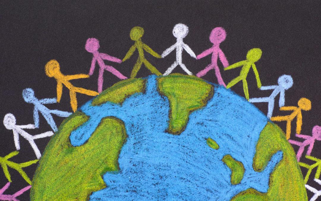 Esfuerzo global para asistir a niños víctimas de accidentes de tráfico