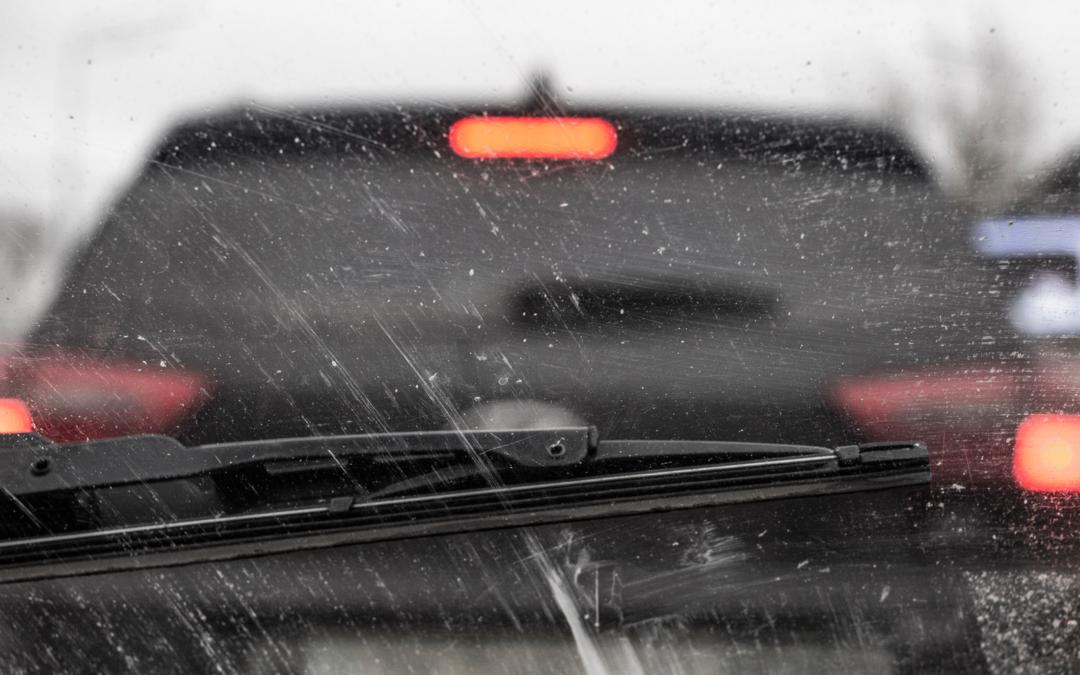 Consejos para conducir bajo una nube de polvo del Sahara