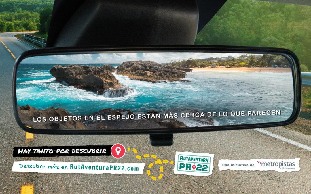 RutAventura PR-22 promueve el turismo interno responsable