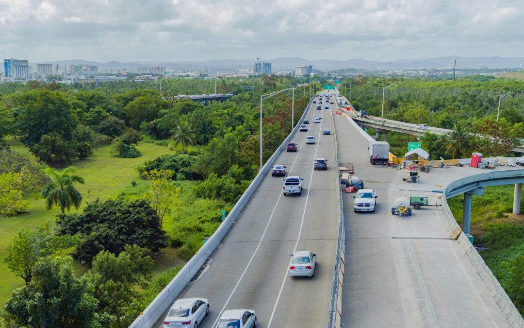 Próxima a completarse quinta fase de la rehabilitación del puente sobre el Caño Martín Peña