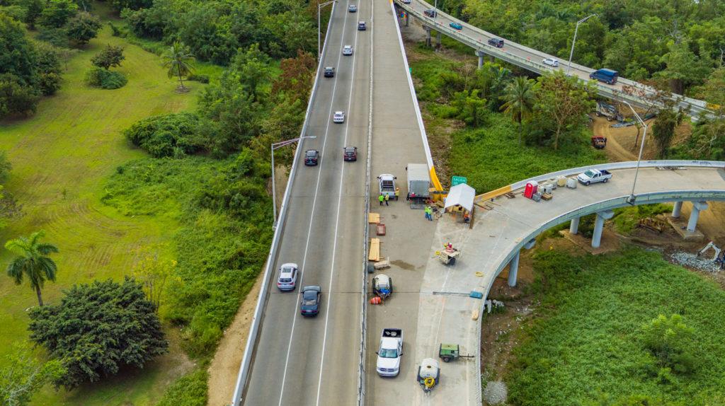 Rehabilitación del puente sobre el Caño Martín Peña