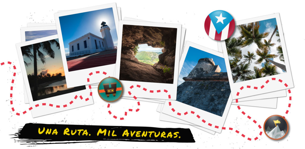 Una ruta. Mil aventuras. RutAventura PR-22