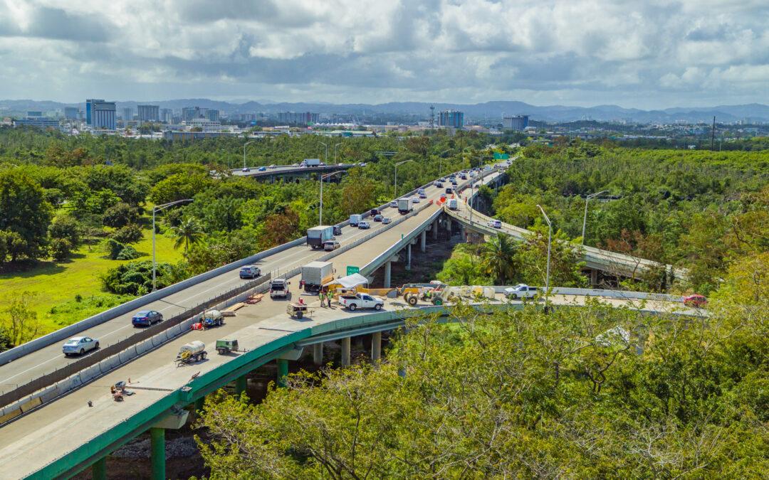 Cierre este fin de semana del puente sobre el Caño Martín Peña