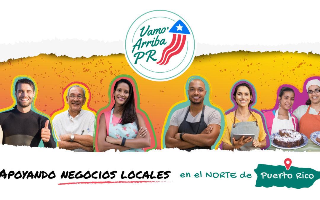 ¡Vamo' Arriba Puerto Rico!