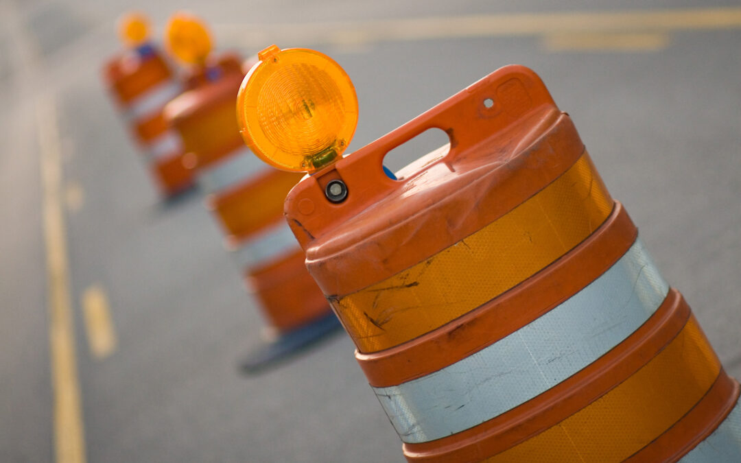 """Cierre de carril por trabajos de reparación sobre el puente 2354 (""""Paso del Indio"""") en el km 37.0 en la PR-22 en Vega Baja"""